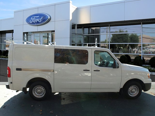 2013 NV1500 Standard Roof,  Upfitted Cargo Van #W19081E - photo 7