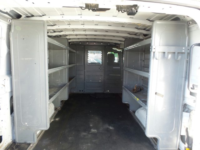 2013 NV1500 Standard Roof,  Upfitted Cargo Van #W19081E - photo 3