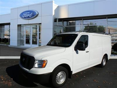 2013 NV1500 Standard Roof,  Upfitted Cargo Van #W19081E - photo 4