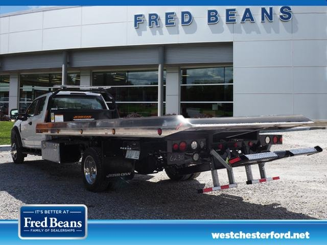 2019 F-550 Super Cab DRW 4x2,  Jerr-Dan Rollback Body #W19086 - photo 2