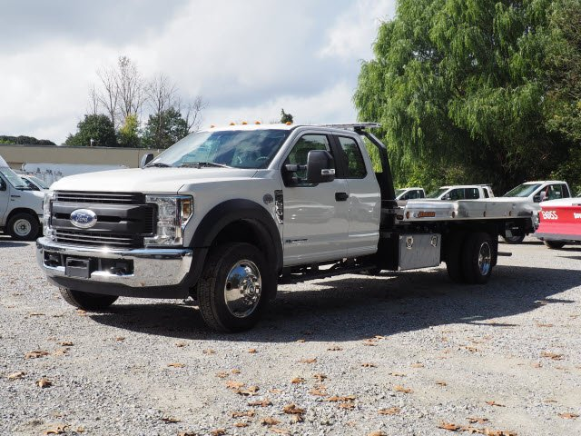 2019 F-550 Super Cab DRW 4x2,  Jerr-Dan Rollback Body #W19086 - photo 5