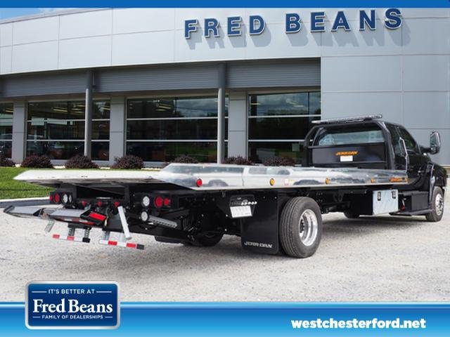 2019 F-650 Super Cab DRW 4x2,  Jerr-Dan Rollback Body #W19095 - photo 3