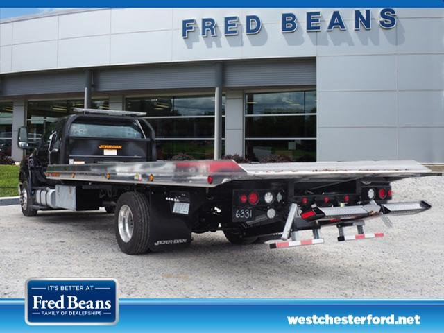 2019 F-650 Super Cab DRW 4x2,  Jerr-Dan Rollback Body #W19095 - photo 2