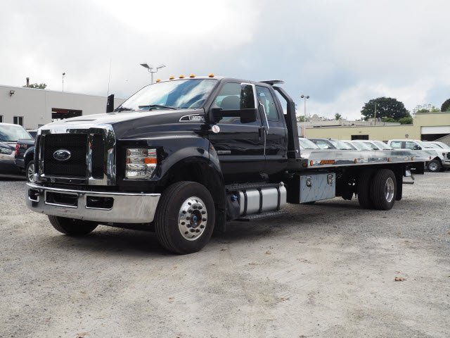 2019 F-650 Super Cab DRW 4x2,  Jerr-Dan Rollback Body #W19095 - photo 5