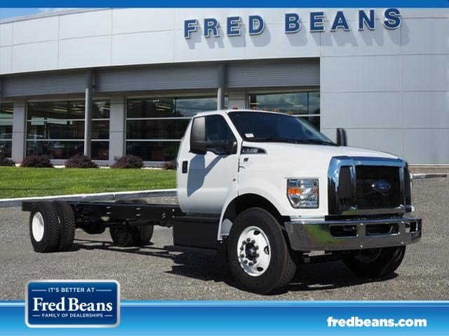 2019 F-650 Regular Cab DRW 4x2,  Cab Chassis #W19103 - photo 1