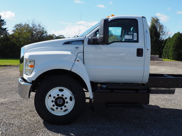2019 F-650 Regular Cab DRW 4x2,  Cab Chassis #W19103 - photo 5