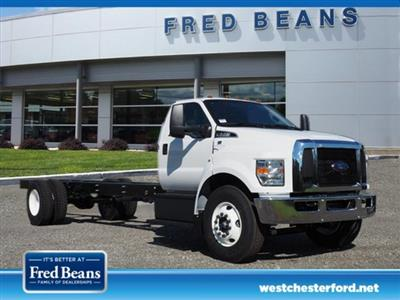 2019 F-650 Regular Cab DRW 4x2,  Cab Chassis #W19106 - photo 1