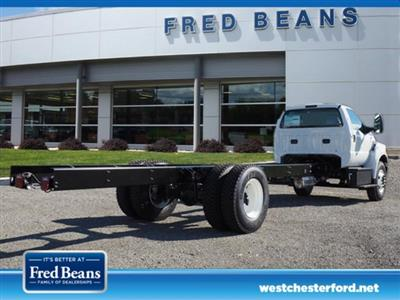 2019 F-650 Regular Cab DRW 4x2,  Cab Chassis #W19106 - photo 2