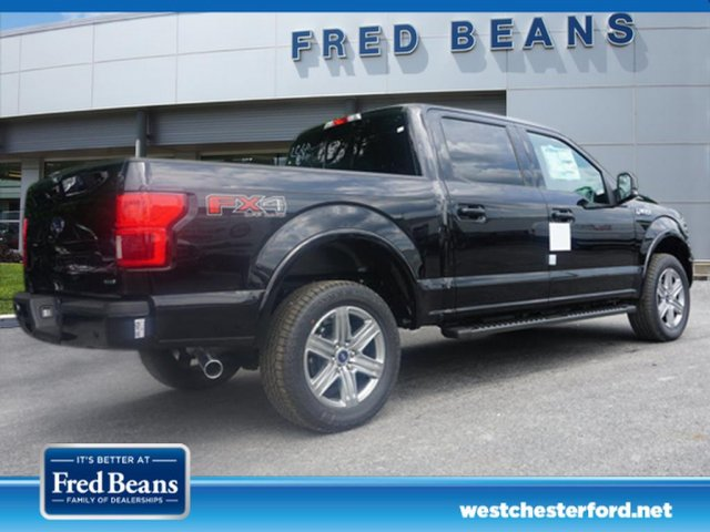 2019 F-150 SuperCrew Cab 4x4, Pickup #W191093 - photo 1