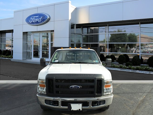 2008 F-350 Regular Cab DRW 4x2,  Stake Bed #W19111E - photo 1