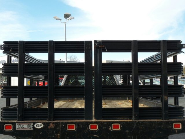 2008 F-350 Regular Cab DRW 4x2,  Stake Bed #W19111E - photo 4