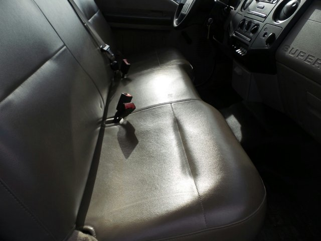 2008 F-350 Regular Cab DRW 4x2,  Stake Bed #W19111E - photo 7