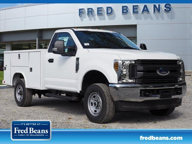 2019 F-250 Regular Cab 4x4,  Reading SL Service Body #W19112 - photo 1