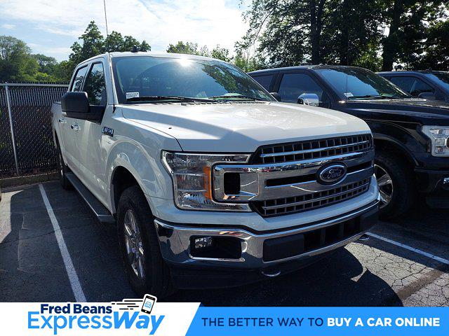 2019 F-150 SuperCrew Cab 4x4,  Pickup #W191320 - photo 1