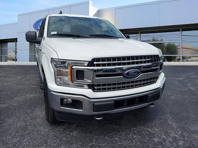 2019 F-150 SuperCrew Cab 4x4,  Pickup #W191320 - photo 3