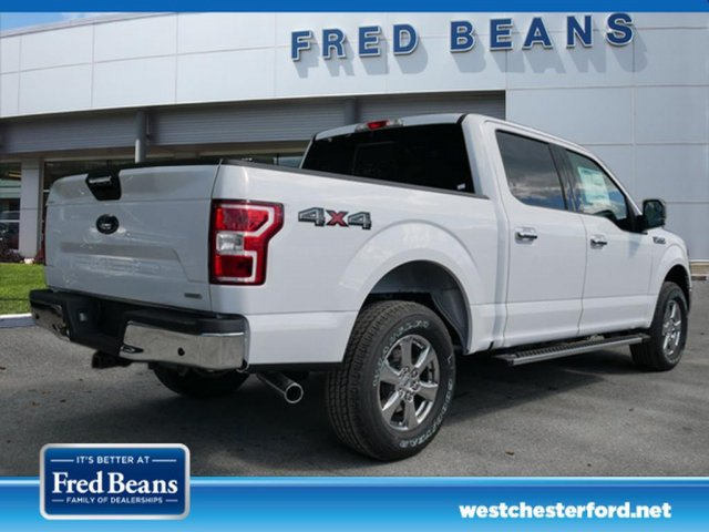 2019 F-150 SuperCrew Cab 4x4,  Pickup #W191320 - photo 2