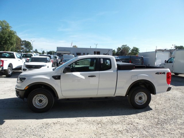 2019 Ranger Super Cab 4x4, Pickup #W191353 - photo 1
