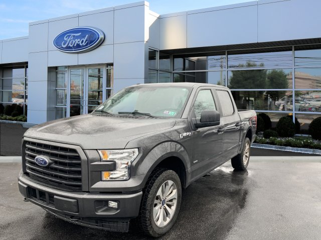 2017 F-150 SuperCrew Cab 4x4, Pickup #W191361E - photo 4