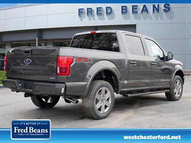 2019 F-150 SuperCrew Cab 4x4, Pickup #W191466 - photo 1