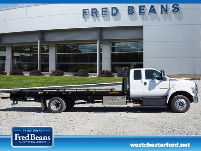 2019 F-650 Super Cab DRW 4x2,  Jerr-Dan Rollback Body #W19163 - photo 3
