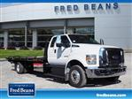 2019 F-650 Super Cab DRW 4x2,  Jerr-Dan Rollback Body #W19163 - photo 1