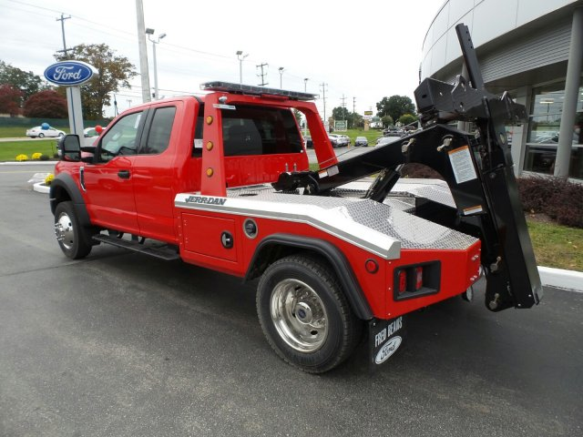 2019 F-450 Super Cab DRW 4x2,  Jerr-Dan Wrecker Body #W19170 - photo 2