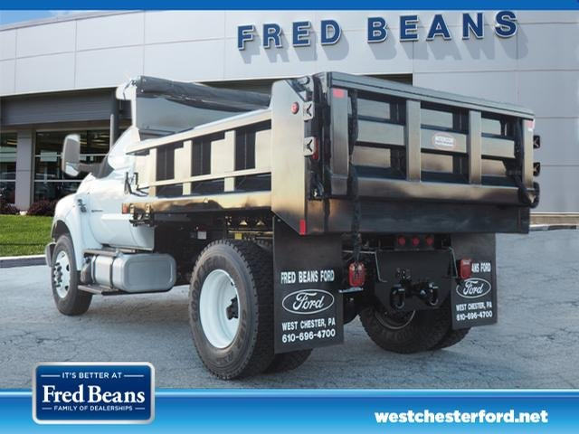 2019 F-650 Regular Cab DRW 4x2,  Galion Dump Body #W19253 - photo 5