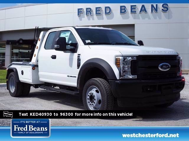 2019 F-450 Super Cab DRW 4x4,  Cab Chassis #W19283 - photo 3
