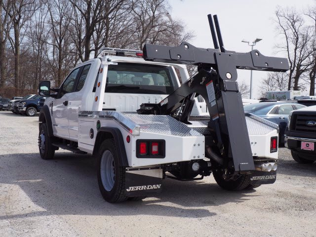 2019 F-450 Super Cab DRW 4x4,  Jerr-Dan Wrecker Body #W19283 - photo 1
