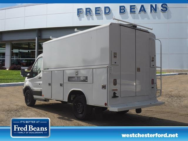2019 Transit 350 4x2,  Reading Service Utility Van #W19296 - photo 2