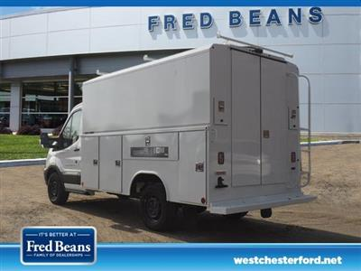 2019 Transit 350 4x2,  Reading Aluminum CSV Service Utility Van #W19296 - photo 2
