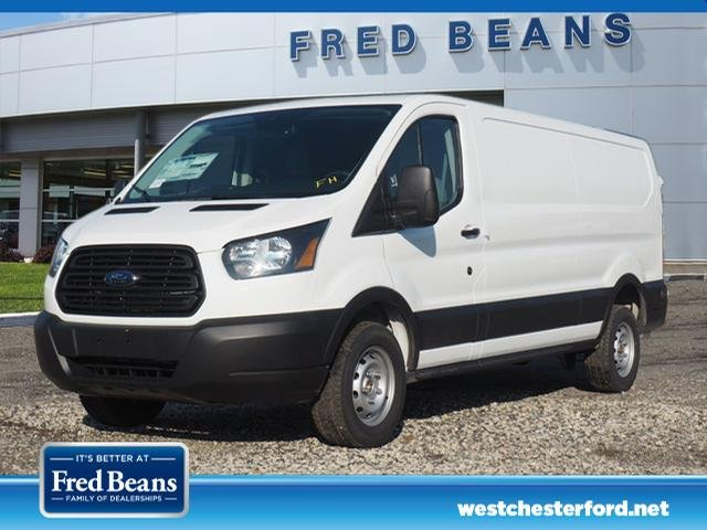 2019 Transit 250 Low Roof 4x2,  Empty Cargo Van #W19326 - photo 3