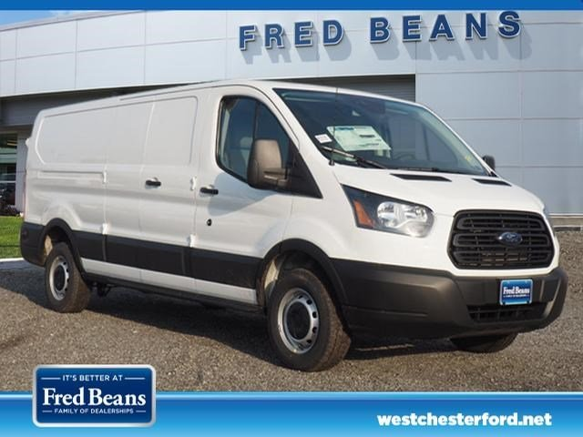 2019 Ford Transit 250 Low Roof RWD, Empty Cargo Van #W19338 - photo 1