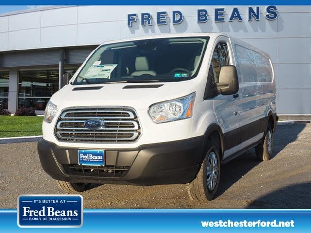 2019 Transit 250 Low Roof 4x2,  Empty Cargo Van #W19339 - photo 3
