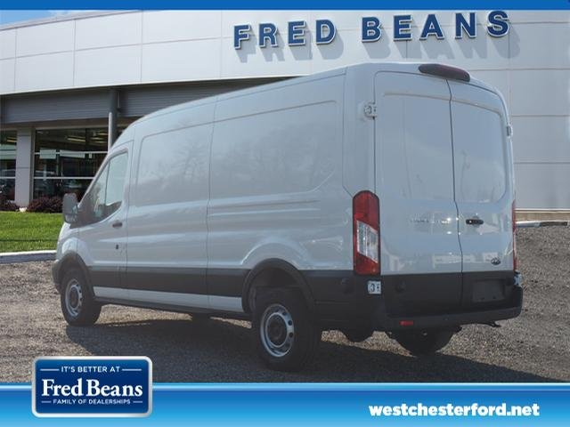 2019 Transit 250 Med Roof 4x2,  Empty Cargo Van #W19352 - photo 5