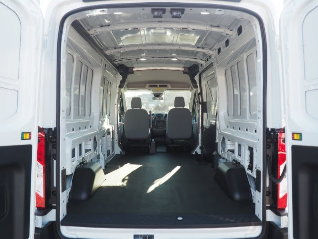 2019 Transit 250 Med Roof 4x2,  Empty Cargo Van #W19352 - photo 2