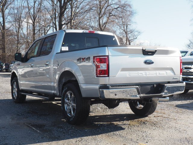 2019 F-150 SuperCrew Cab 4x4,  Pickup #W19441 - photo 2