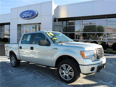 2014 F-150 Super Cab 4x4, Pickup #W20373P - photo 3