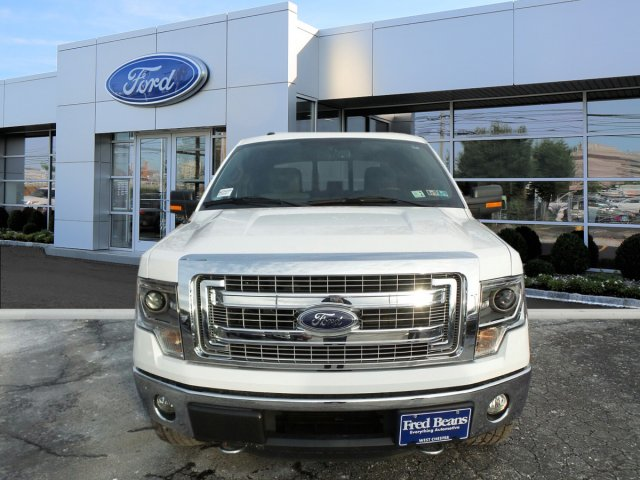 2014 F-150 Super Cab 4x4, Pickup #W20400P - photo 3