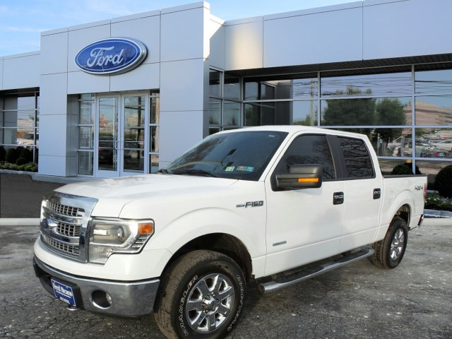 2014 F-150 Super Cab 4x4, Pickup #W20400P - photo 4