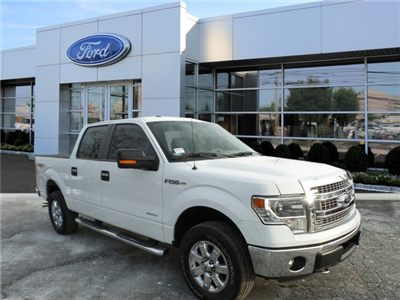 2014 F-150 Super Cab 4x4, Pickup #W20400P - photo 1