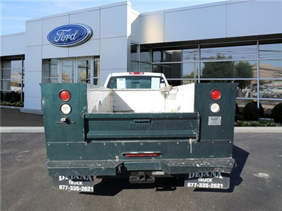 2013 Sierra 3500 Regular Cab, Service Body #W20477S - photo 2