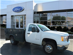2013 Sierra 3500 Regular Cab, Service Body #W20477S - photo 1