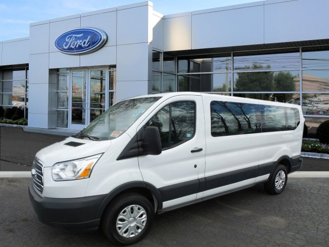 2016 Transit 350 Low Roof, Passenger Wagon #W20517P - photo 4