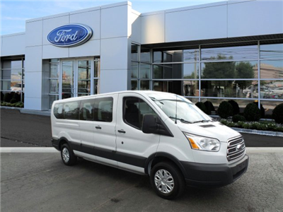 2016 Transit 350 Low Roof 4x2,  Passenger Wagon #W20517P - photo 1