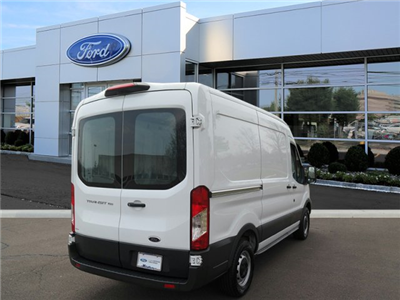 2018 Transit 150 Med Roof 4x2,  Empty Cargo Van #W20572S - photo 2