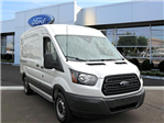 2018 Transit 150 Med Roof 4x2,  Empty Cargo Van #W20572S - photo 1