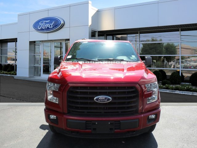 2016 F-150 SuperCrew Cab 4x4,  Pickup #W20590P - photo 3