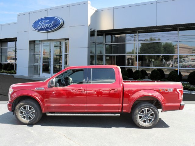 2016 F-150 SuperCrew Cab 4x4,  Pickup #W20590P - photo 5