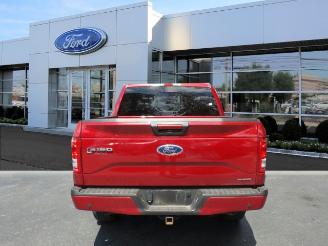 2016 F-150 SuperCrew Cab 4x4,  Pickup #W20590P - photo 2